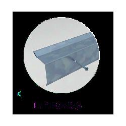 PERFIL PVC PETO BAJO