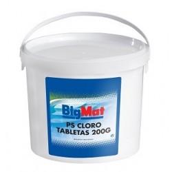 CLORO TAB. 200 GRS BIGMAT...