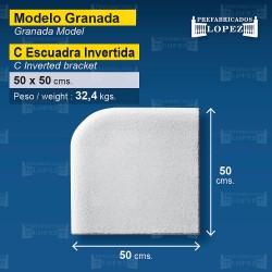ESCUADRA INVERT. MOD....