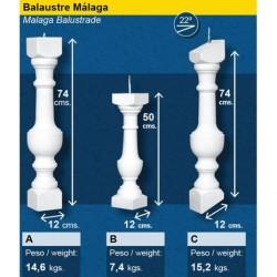 Balaustrada Malaga