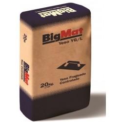YESO BIGMAT CONTROLADO (20 KG)