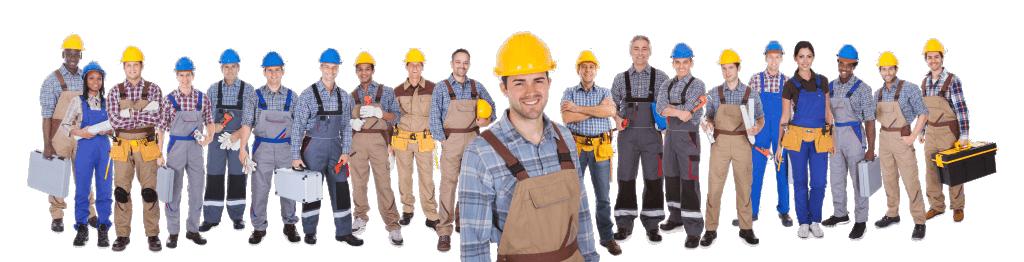 Donde compran los profesionales de la construcción